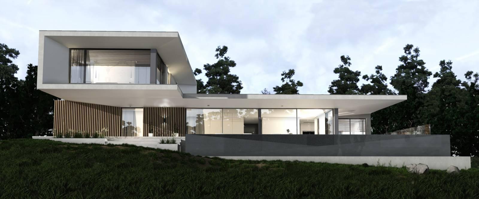 Maison Toit Plat Construction Et Extension De Villa Haut De Gamme Lyon Maltez Maconnerie